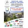 Inscription Cross JF, SF, VF, Festival des Sports Nature, Montilly sur Noireau 2020